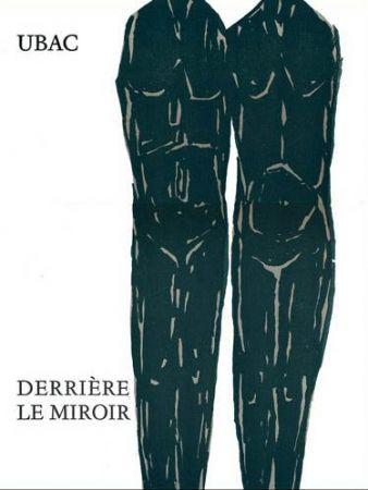 Livre Illustré Ubac - Derriere Le Miroir N°161