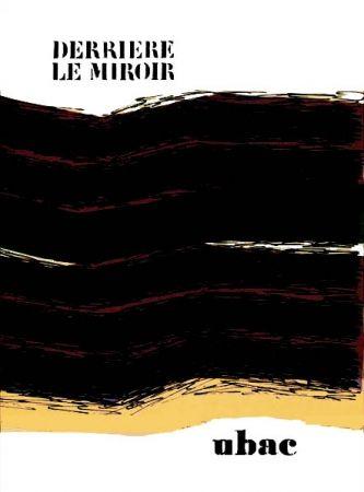 Livre Illustré Ubac - Derriere Le Miroir N°196