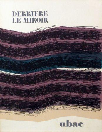 Livre Illustré Ubac - Derriere Le Miroir N.196