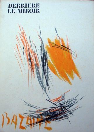 Livre Illustré Bazaine - Derriere le Miroir n.197