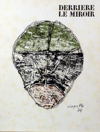 Livre Illustré Riopelle - Derriere le Miroir n.208