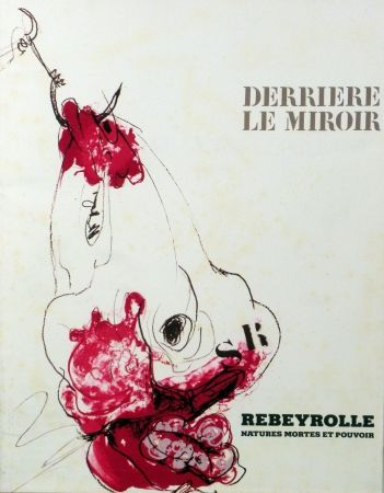 Livre Illustré Rebeyrolle - Derriere le Miroir n.219