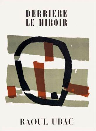 Livre Illustré Ubac - Derriere Le Miroir N°34