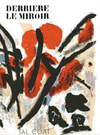 Livre Illustré Tal Coat - Derriere Le Miroir N°64