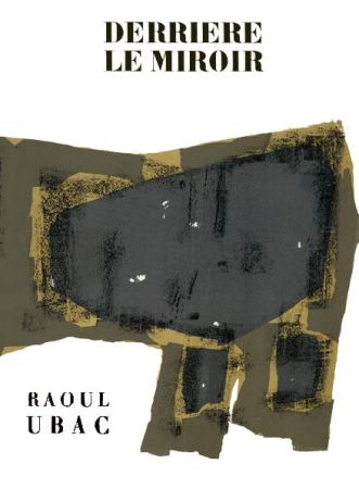 Livre Illustré Ubac - Derriere Le Miroir N°74-75-76