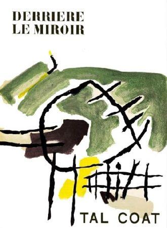 Livre Illustré Tal Coat - Derriere Le Miroir N°82-83-84