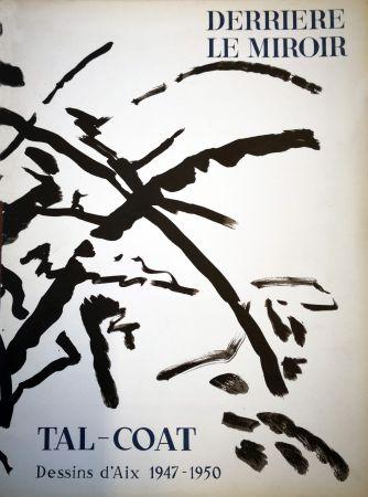 Livre Illustré Tal Coat - Derriere le Miroir n. 120