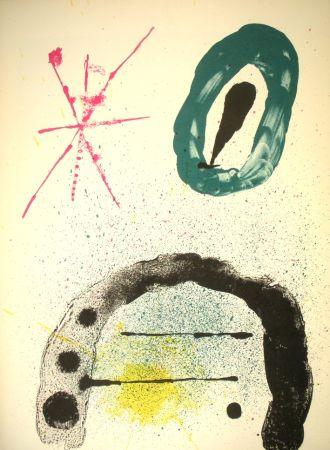 Livre Illustré Miró - Derriere le Miroir n. 139/140