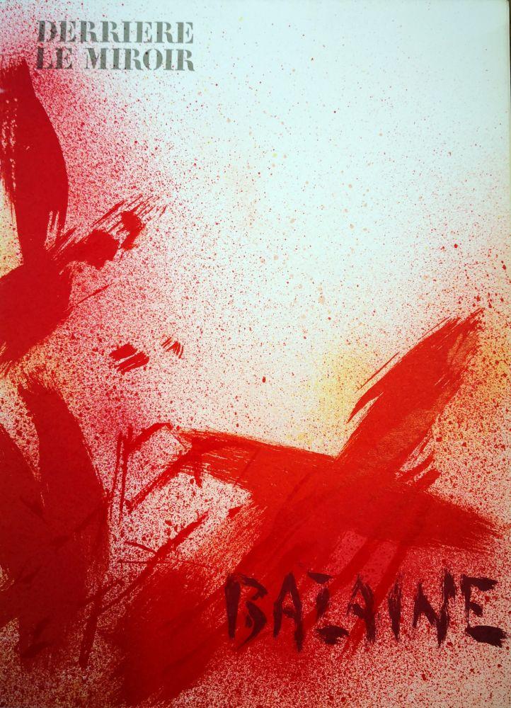Livre Illustré Bazaine - Derriere le Miroir n. 215