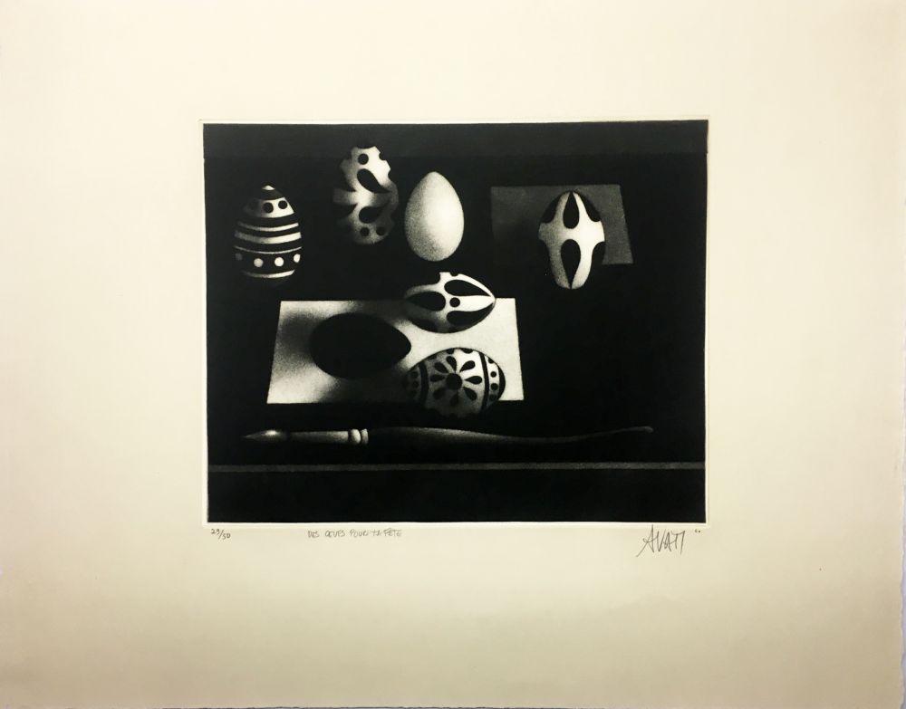 Manière Noire Avati - Des œufs pour ta fête (1960)