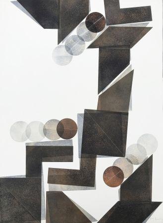 Gravure Bury - Des idées et des ombres 3