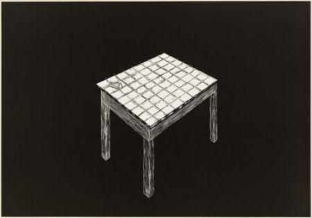 Lithographie Komatsu - Desapropriaçâo 3