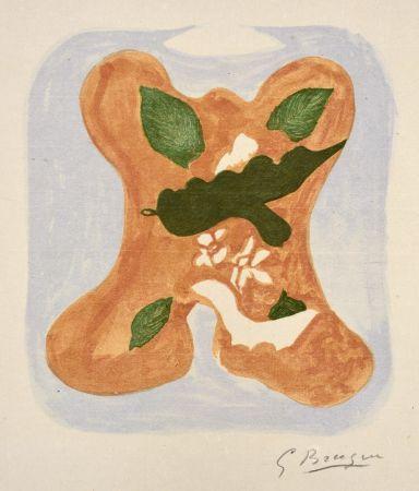 Lithographie Braque - Descente Aux Enfers Planche 2
