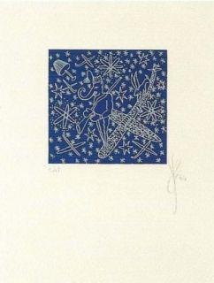 Lithographie Ucles - Desplaçament interessat