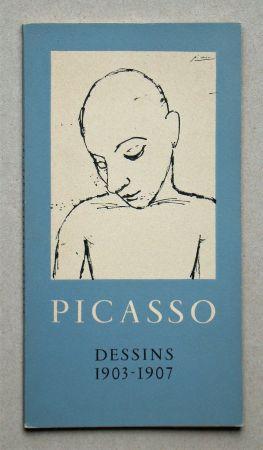 Livre Illustré Picasso - Dessins 1903-1907