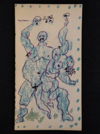 Livre Illustré Picasso - Dessins d'un demi-siècle.
