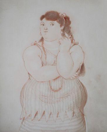 Lithographie Botero - Dessins et Aquarelles (2)