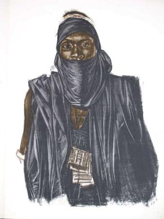 Livre Illustré Iacovleff  - Dessins et peintures d'Afrique exécutés au cours de l'Expédition Citroën Centre-Afrique.