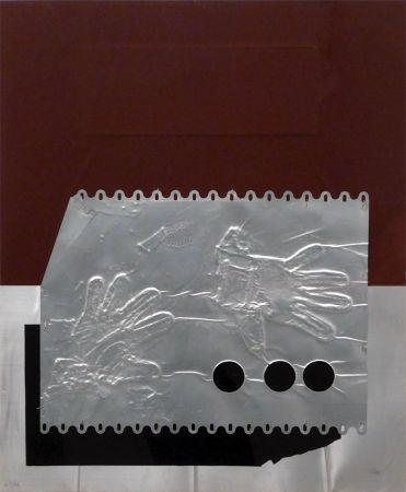 Gravure Clavé - Deux Gants