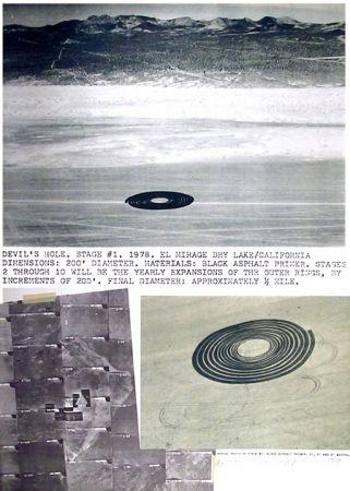 Lithographie Oppenheim - Devil's Hole