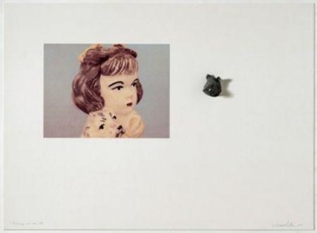 Lithographie Porter - Diálogo con eso