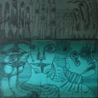 Lithographie Ponç - Diabolica 1