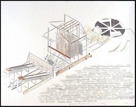 Lithographie Oppenheim - Diamond Cutter's Wedding