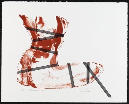 Lithographie Mizutani - Diaphane