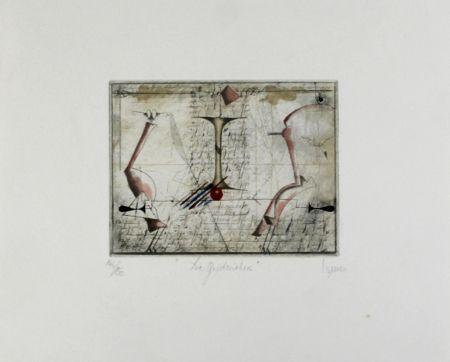 Gravure Werner - Die Geistreichen