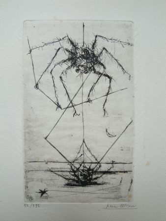 Gravure Mosca - Dieci Acqueforti Originali