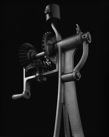 Photographie Sugimoto - Differential bevel gear