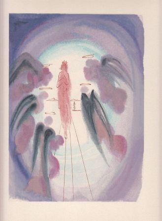 Gravure Dali -  Divina Comedia. Xilografia Original Años 60.