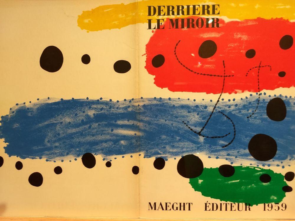 Livre Illustré Miró (After) - Dlm117