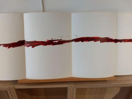 Livre Illustré Tapies - Dlm180