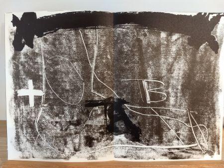 Livre Illustré Tàpies - DLM210