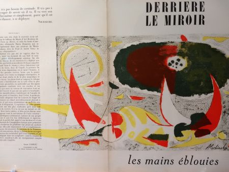 Livre Illustré Alechinsky - Dlm32