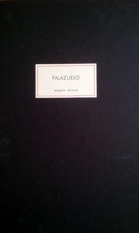 Livre Illustré Palazuelo - DLM - Derrière le miroir Deluxe n°137