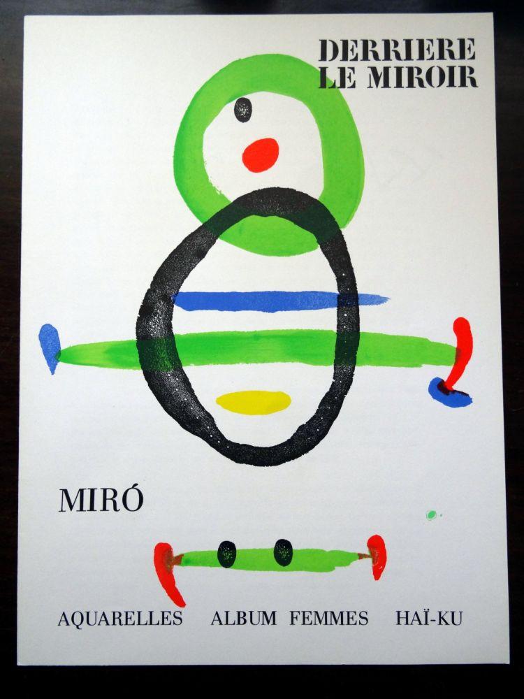 Aucune Technique Miró - DLM - Derrière le miroir nº169