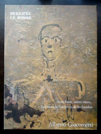 Livre Illustré Giacometti - DLM - Derrière le miroir nº233