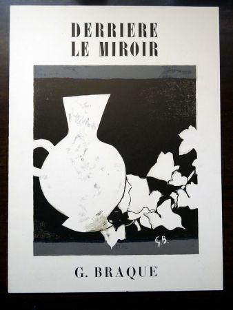 Livre Illustré Braque - DLM - Derrière le miroir nº25-26