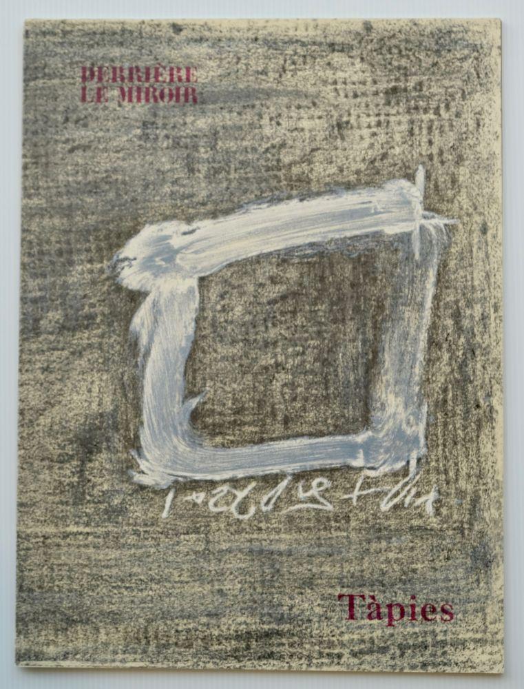 Lithographie Tàpies - DLM - Derrière le miroir nº 234