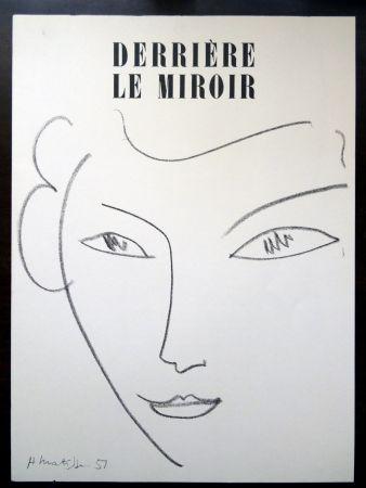 Livre Illustré Matisse - DLM - Derrière le miroir nº 46 - 47