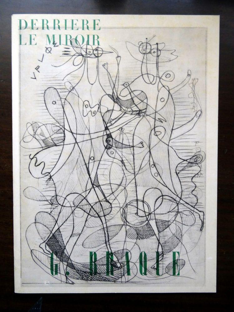Livre Illustré Braque - DLM - Derrière le miroir nº 71-72