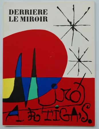 Lithographie Miró - Dlm - Derrière Le Miroir Nº 87-88-89