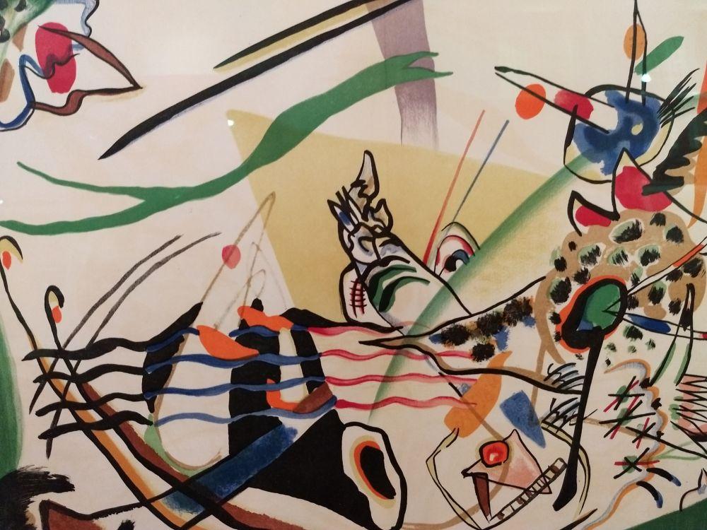 Livre Illustré Kandinsky - DLM 101-102-103