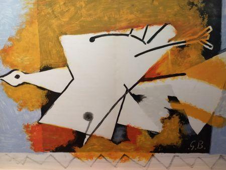 Livre Illustré Braque - DLM 115