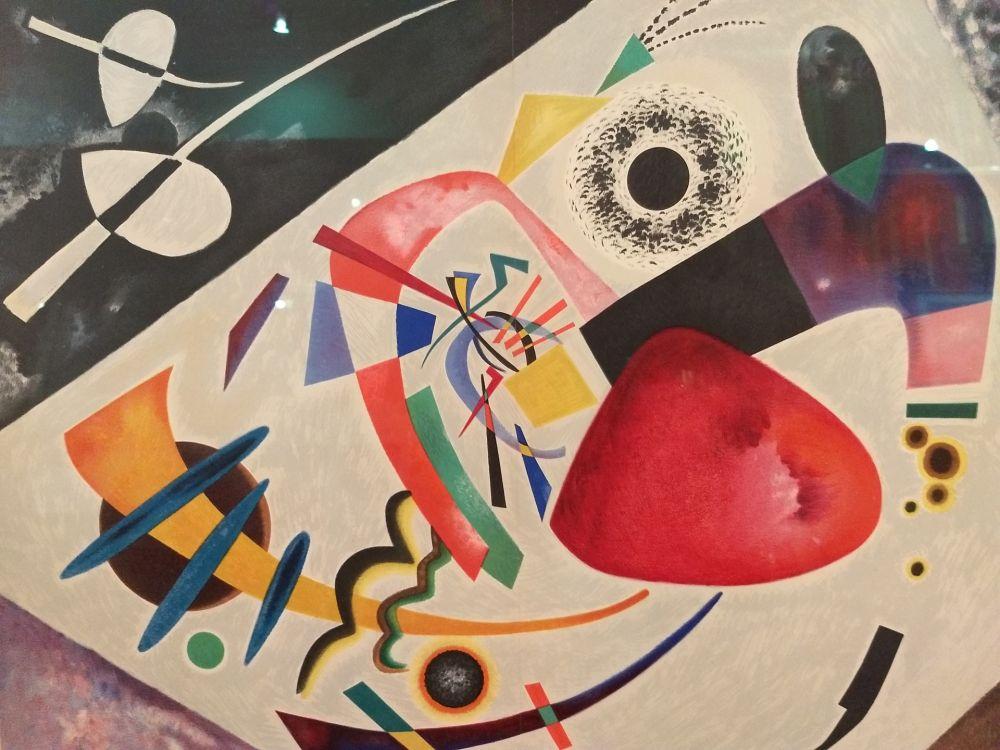 Livre Illustré Kandinsky - DLM 118