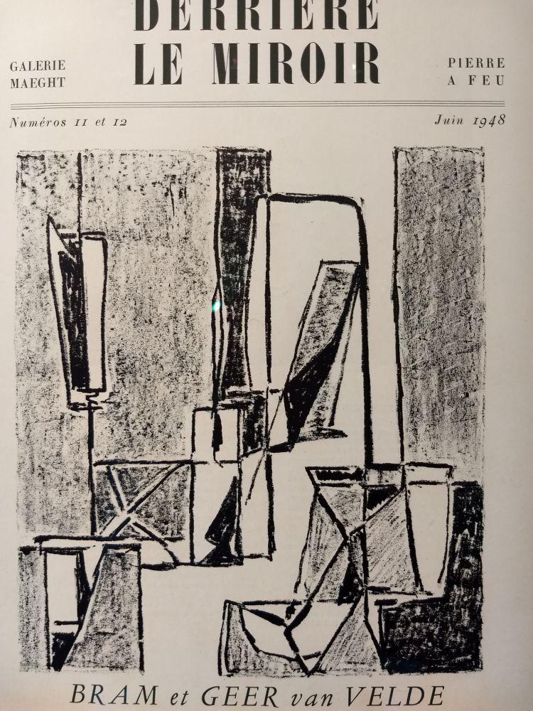 Livre Illustré Van Velde - DLM 11 12