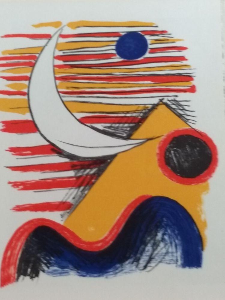 Livre Illustré Calder - DLM 121 122