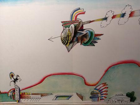 Livre Illustré Steinberg - DLM 157